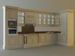 model kitchen cabinets kitchen cabinets appliances 28663 3d cgtrader