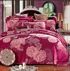 King Size Comforter Online Shop Pink Silk Wedding Bedding Sets King Size Comforter