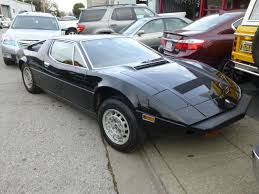 classic maserati for sale maserati merak ss 1981 for sale carplanet com