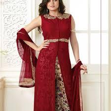 latest fashion party wear salwar suits and palazzo salwar kameez