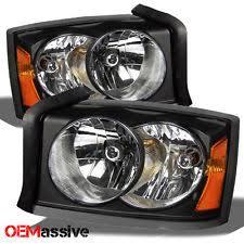 2001 dodge dakota headlight assembly turn signals for dodge dakota ebay