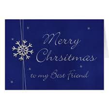 merry to my best friend card zazzle