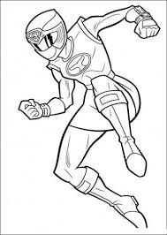 download red wind power rangers coloring pages print red
