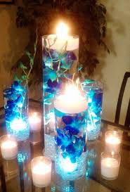 Ideas For Centerpieces For Wedding Reception Tables by Best 25 Blue Wedding Centerpieces Ideas On Pinterest Blue