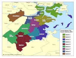 Chicago Neighborhoods Map Boston Neighborhood Map Map Of Boston Neighborhoods United