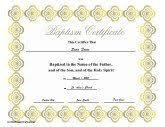 religious certificates free printable certificates