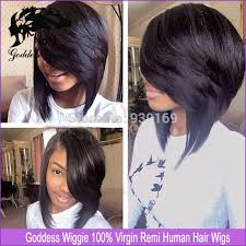 layered bob haircut african american 12 best wigs for black women images on pinterest hair dos