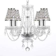harrison lane 5 light crystal chandelier harrison lane chandeliers lighting the home depot