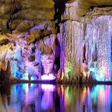 Prettiest Places In The World Reed Flute Cave China 50 Of The Most Beautiful Places In The