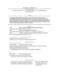 resume in word how to set up a resume on word prettify co