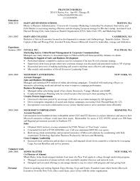 hbs resume format it cover letter sample harvard curriculum vitae
