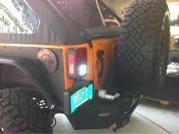 jeep wrangler backup lights v led high power reverse lights jeep wrangler forum