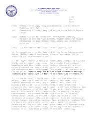 usmc policy letter format image collections letter samples format