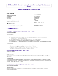 high school resume template for college resume sles for graduates best of resume