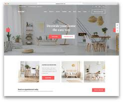 interior decorating websites 20 best interior design wordpress themes 2017 colorlib