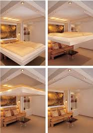 Making A Platform Bed Out Of Kitchen Cabinets by Clever And Space Saving Beds Which You Can Slide Away And Hide