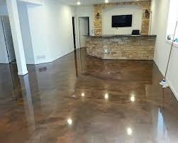 basement floor ideas basement flooring ideas other than carpet