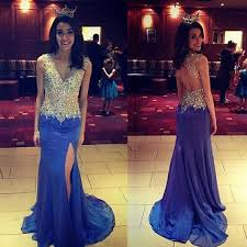 backless prom dresses open back prom gowns royal blue prom dresses