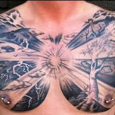 beautiful sun 3 sun chest on tattoochief com