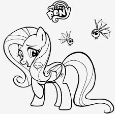 fluttershy coloring page kj coloring pages fluttershy free