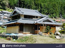 traditional japanese house stock photos u0026 traditional japanese