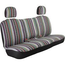 Auto Expressions Bench Seat Covers Rear Seat Covers Walmart Com