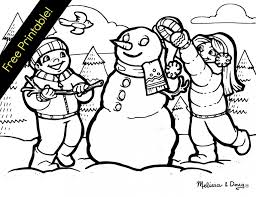 clipart illustration sad 284043 frosty snowman coloring