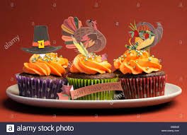 thanksgiving cup cakes happy thanksgiving cupcakes with turkey feast and pilgrim hat
