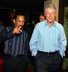 sultan hassanal bolkiah wives the clintons and the sultan of brunei have a history