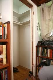 Building A Bookshelf Door Hidden Pivot Bookcase Installation Thisiscarpentry