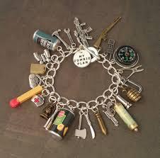 plan charm bracelet for the apocalypse the