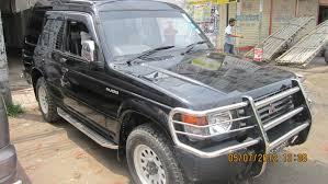 mitsubishi suv 1998 mitsubishi jeep model 1997 reg 16 04 1998 cc 2500 cng 90ltr clickbd