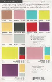 Interior Paint Color Schemes by Best 25 Modern Color Palette Ideas On Pinterest Orange Shed