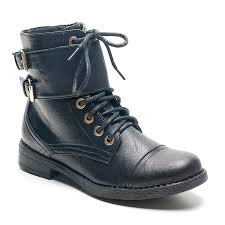 womens boots size 11 flat womens boots shoes ankle buckle low heel flat winter