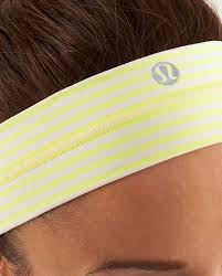 headbands that stay in place 22 best lululemon headbands images on athletic clothes