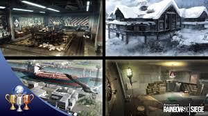 map of oregon house rainbow six siege 4 new maps w gameplay chalet club house