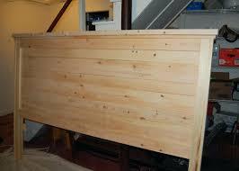 diy panel headboard headboards wood panel headboard diy pictures trendy bed ideas