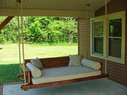 outdoor floating bed pavillion home designs beautiful bed