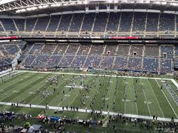 Centurylink Field Map Centurylink Field Section 333 Seattle Seahawks Rateyourseats Com