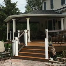 Sunroom On Existing Deck Sunroom Patio And Deck Design Archadeck Outdoor Living
