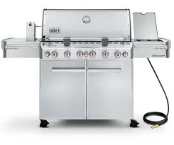 weber summit s 670 natural gas outdoor grill 7470001