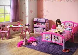 home decoration minnie mouse bedroom furniture red piece crib