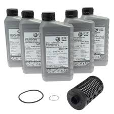 audi vw dsg transmission service kit 02e 6 speed 02e305051c by
