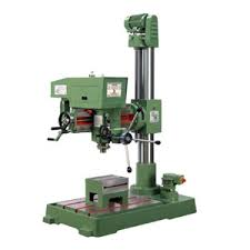 all geared radial drill machine manufacturer and dealer