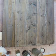 7 Techniques For Finishing Beech Woodworking Projects by How To Create A Weathered Wood Gray Finish Grey Wash Desks And