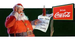 si e social coca cola the true history of the modern day santa claus the coca cola company