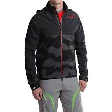 fox motocross gear for men fox racing downpour jacket for men