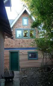crown hill traditional dadu backyard cottage