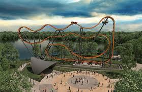 Hurricane Harbor Six Flags Nj Six Flags Great Adventure Unveils Total Mayhem Gamingshogun