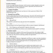 formal business report example template education resume word